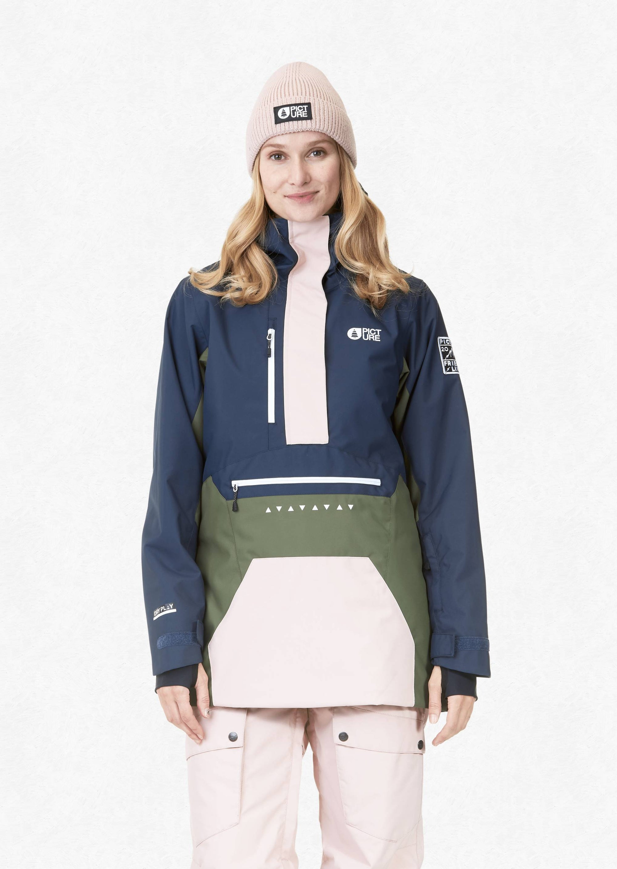 Picture Organic - W's Season Jacket - Recycled Polyester - Weekendbee - sustainable sportswear