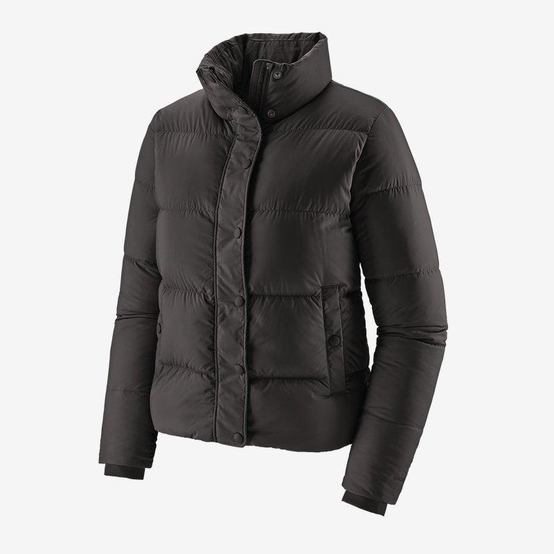 Patagonia - W's Silent Down Jacket - Recycled Down - Weekendbee - sustainable sportswear