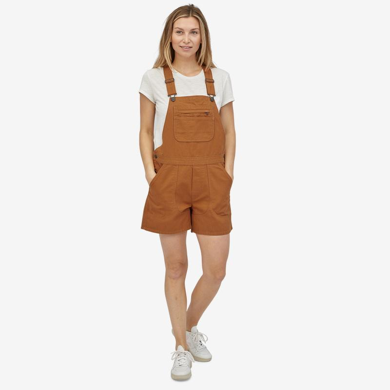 Patagonia - W's Stand Up Overalls - Organic Cotton - Weekendbee - sustainable sportswear