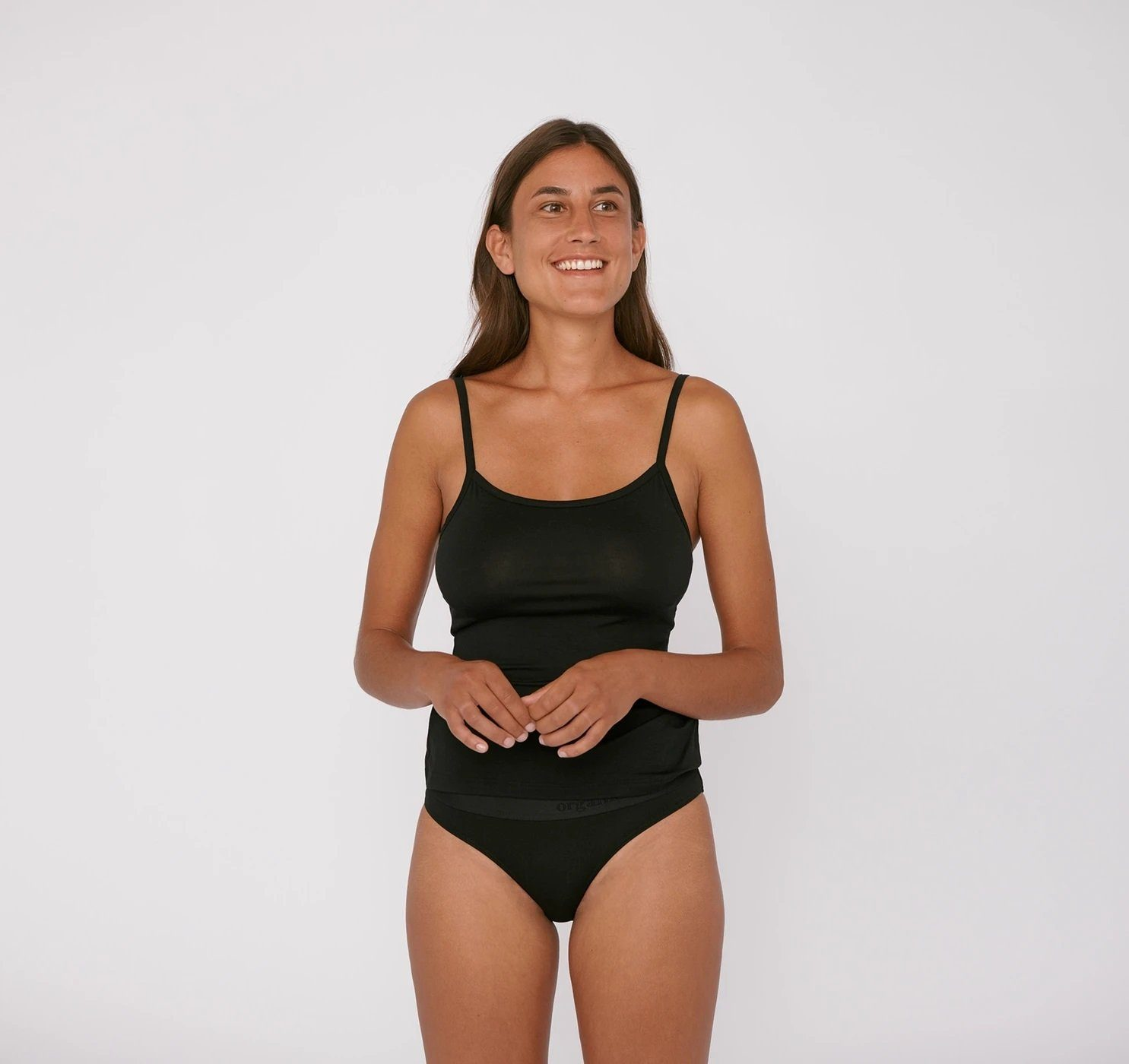 Organic Basics - W's TENCEL Lite Singlet - Weekendbee - sustainable sportswear