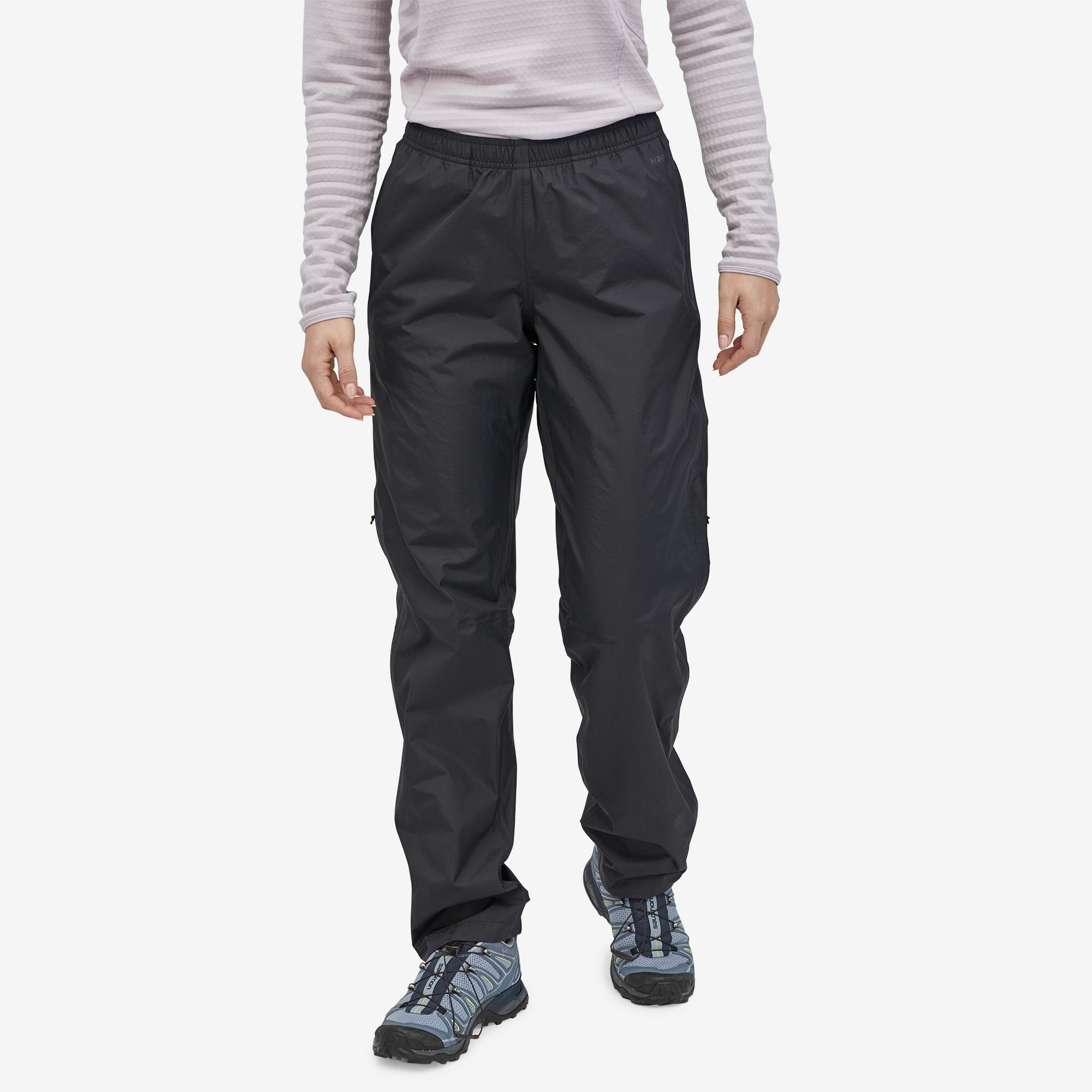 Patagonia - W's Torrentshell 3L Pants - 100% Recycled Nylon - Weekendbee - sustainable sportswear