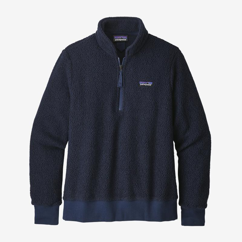 Patagonia - W's Woolyester Fleece P/O - Weekendbee - sustainable sportswear
