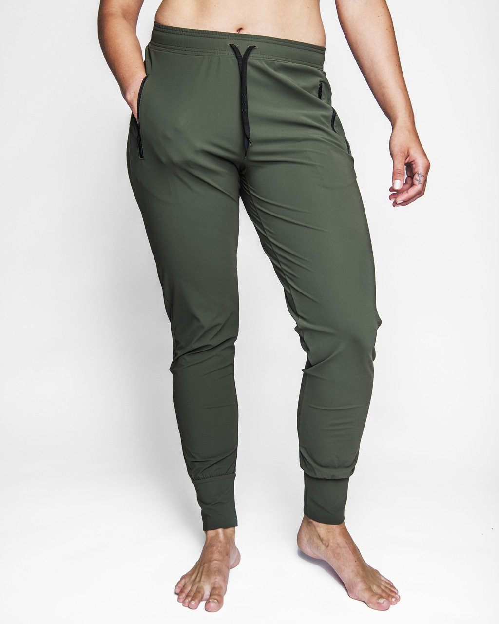 Népra - W's Yed Joggers - Training Pants - Weekendbee - sustainable sportswear