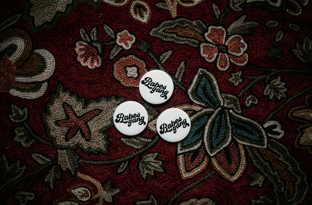 "Badges ""Babes Gang"""