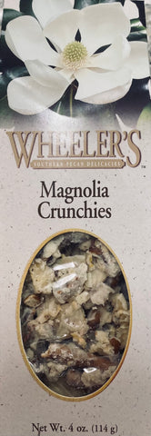 Magnolia Crunchies, 4 oz. Box