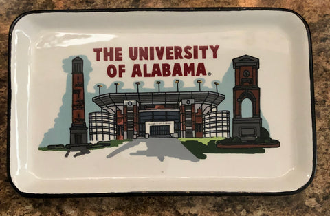 Alabama Landmark Trinket Tray