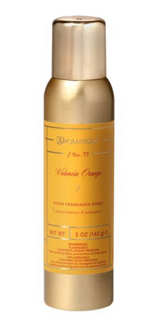 Valencia Orange Aerosol Room Spray
