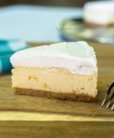 Simply Supreme Cheesecake
