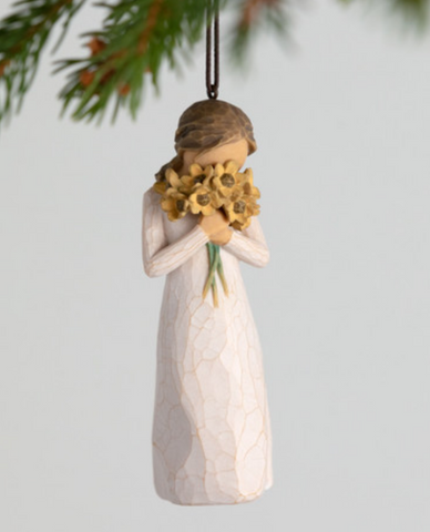 Warm Embrace Ornament