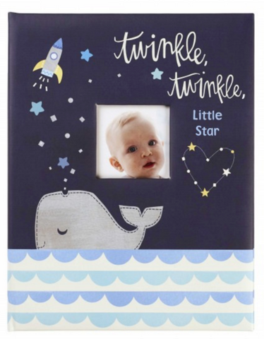 Memory Book - Twinkle Twinkle Little Star