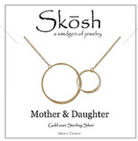 Circle Skosh Necklaces