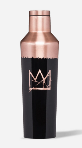 Basquiat Crown Canteen