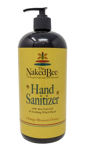 Hand Sanitizer in Orange Blossom Honey, 32 oz.