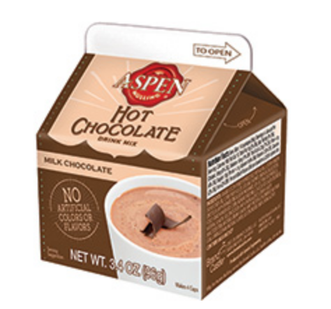 Milk Chocolate Hot Chocolate Mix