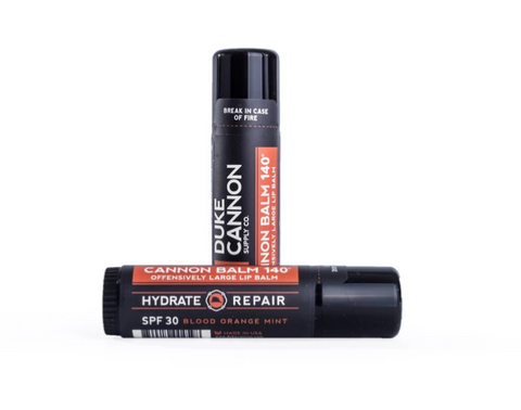 Hydrate + Repair Cannon Balm Tactical Lip Protectant