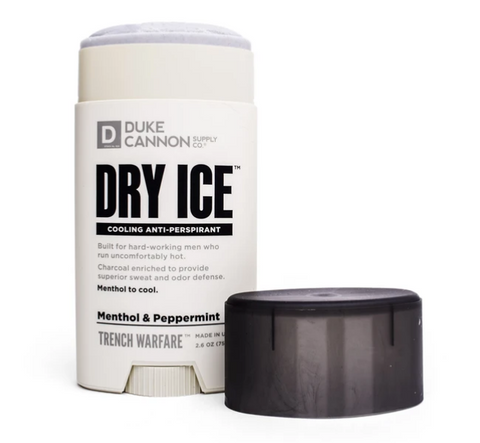 Dry Ice Cooling Antiperspirant + Deodorant, Peppermint and Musk