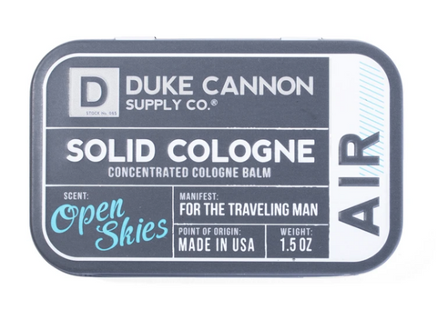 Air Solid Cologne