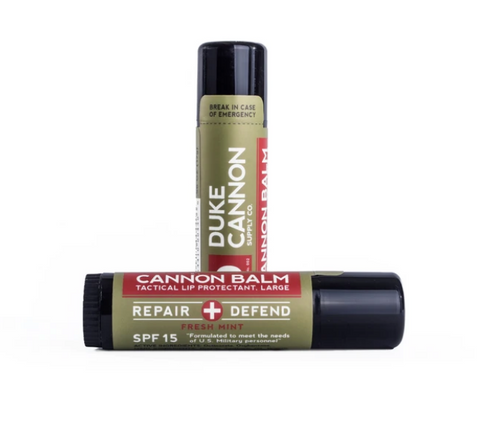 Repair + Defend Cannon Balm Tactical Lip Protectant