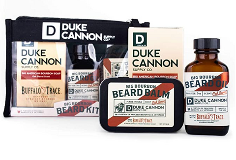 Big Bourbon Beard Kit