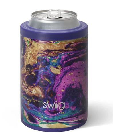 Purple Reign Combo Can & Bottle Cooler