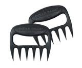 The Original Bear Paws Meat Shredders, Black