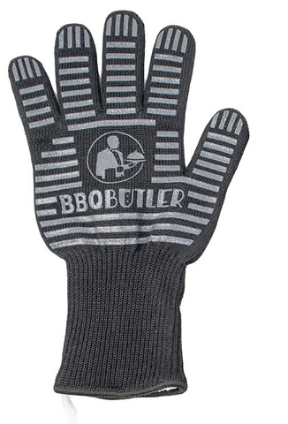 Heat Resistant Knit Grill Glove