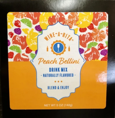 Peach Bellini Mini Tasting Box