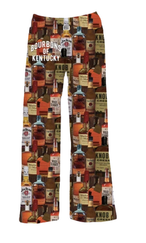Bourbons of Kentucky Pajama Pants