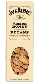 Jack Daniel's Tennessee Honey Pecans, 5 oz. Box