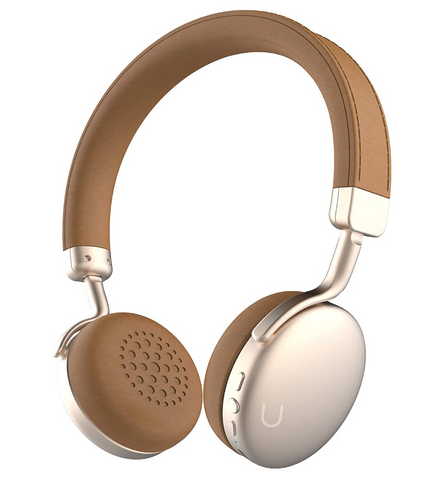 Gold U Wireless Headphones