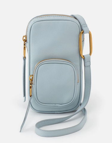 Discover Crossbody, Pale Blue