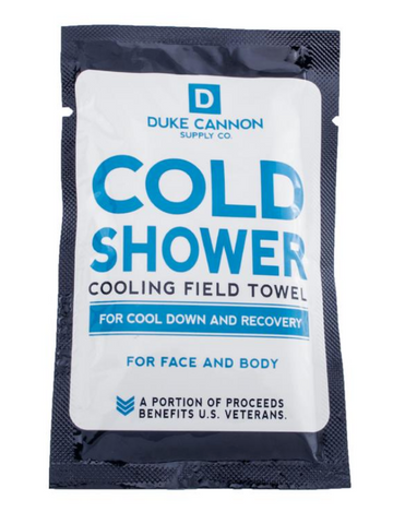 Cold Shower Cooling Field Towels Multi-pack Pouch (15-pack)