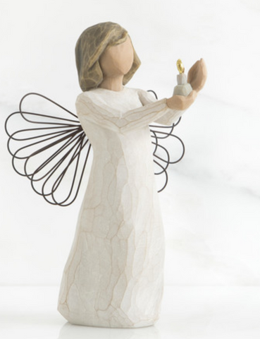 Angel of Hope (Each day, hope anew)