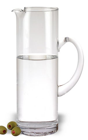 Medium-sized Celebrations Mouth Blown Pitcher