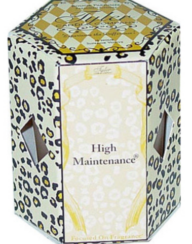 High Maintenance Tyler Candles