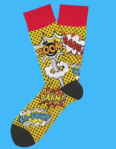 Comicon Everyday Socks