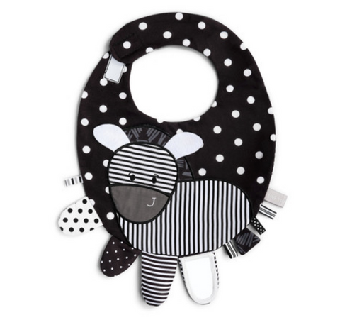 Activity Bib- Zebra
