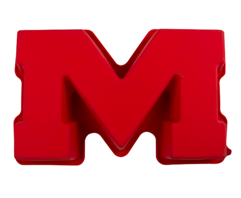 "Ole Miss Rebels ""M"" Cake Pan With Stand"