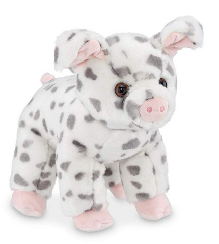 Hamilton Plush Spotted Pig Stuffed Animal