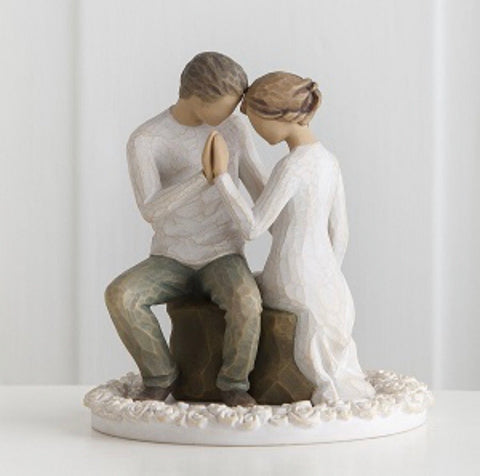 Around You Cake Topper (...just the nearness of you)