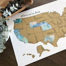 Load image into Gallery viewer, Dreamer - US Scratch Off Map