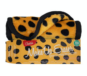 cheetah print makeup eraser