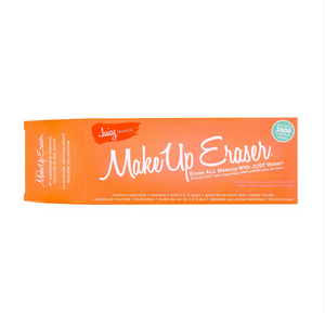 orange makeup eraser