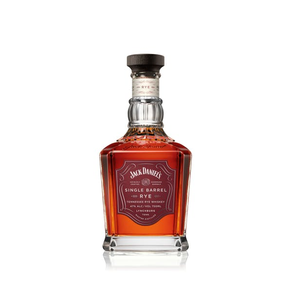 Jack Daniel's Single Barrel Rye Tennessee Whiskey