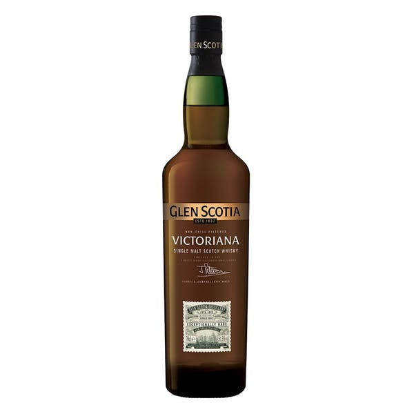 Glen Scotia Victoriana Campbeltown Single Malt Scotch Whiskey