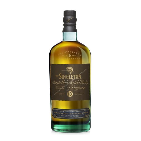 The Singleton of Dufftown 18 Year Single Malt Scotch Whisky