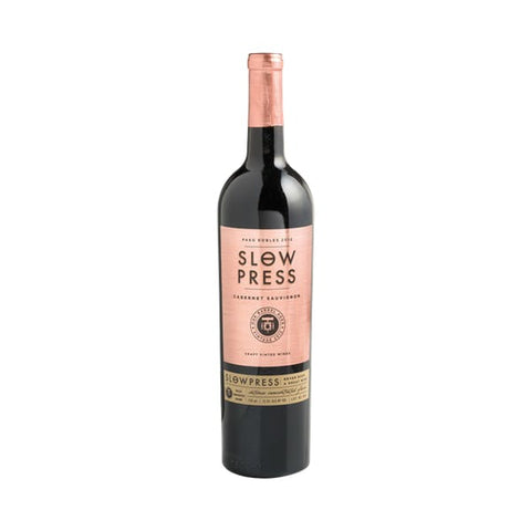 Slow Press Cabernet Sauvignon