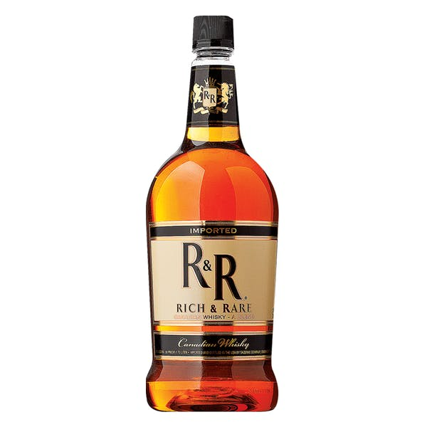 Rich & Rare Blended Canadian Whisky