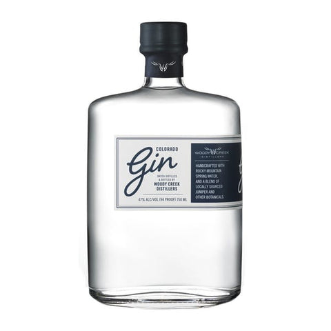 Woody Creek Gin