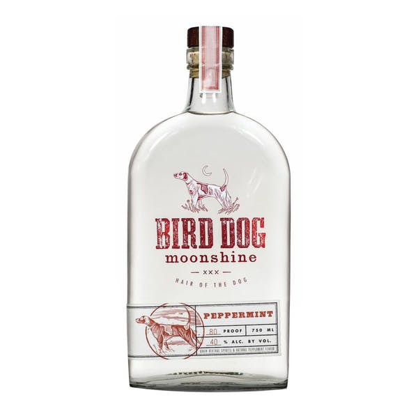 Bird Dog Moonshine Peppermint